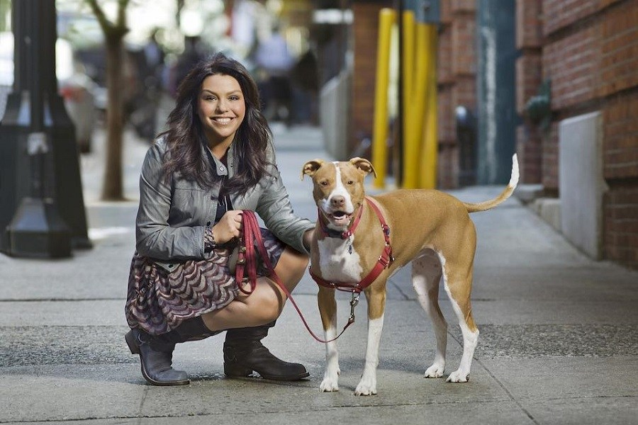 Rachel Ray And Her Pit Bull Isaboo